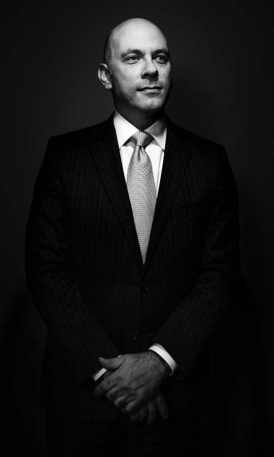 a photo of attorney Harlan Protass